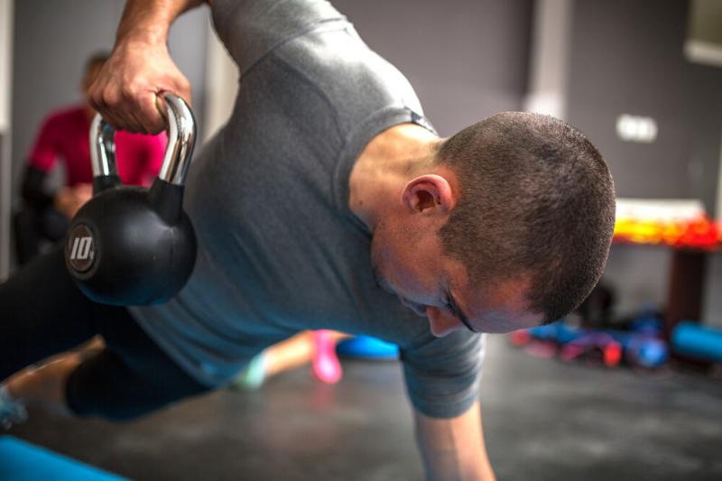 Программа кроссфит-тренеровок для мужчин — steelchar
