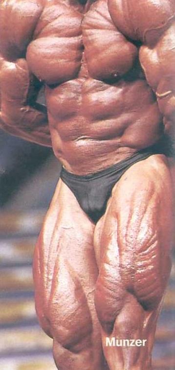 Австрийский «человек без кожи». андреас мюнцер
