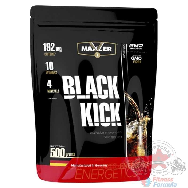 Black kick 500 гр (maxler)