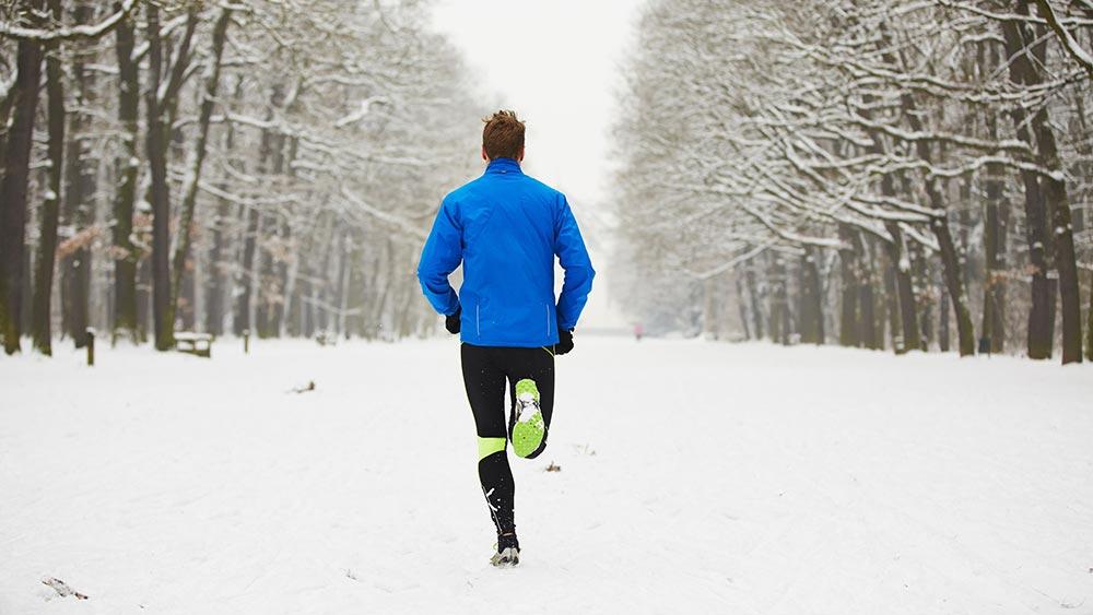 Можно ли начинать бегать на улице в зимнюю пору
