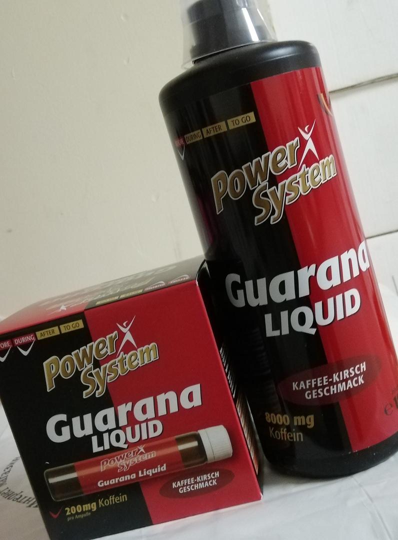 Гуарана в порошке: как применять и какие свойства