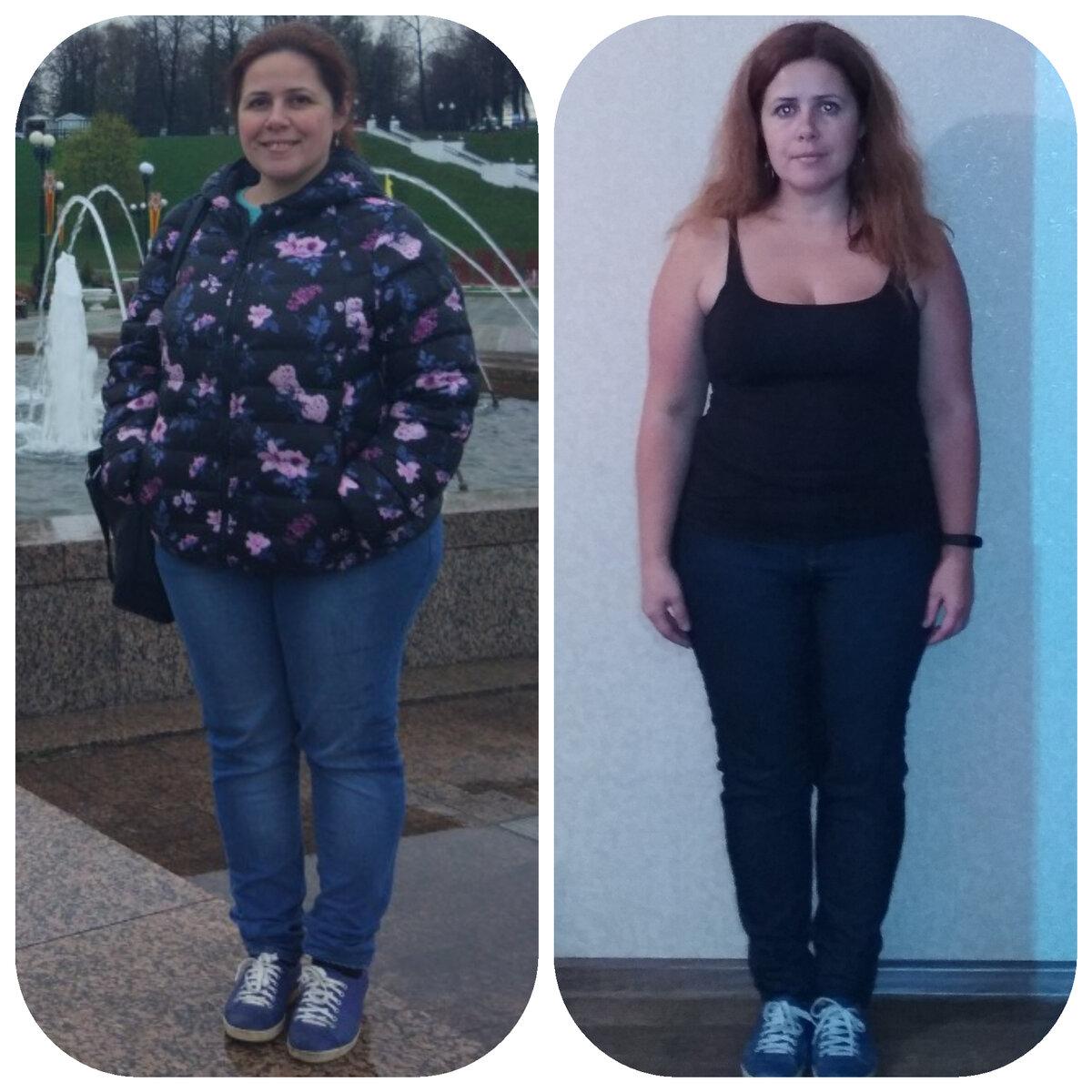 10 самых невероятных историй похудения: фото до и после