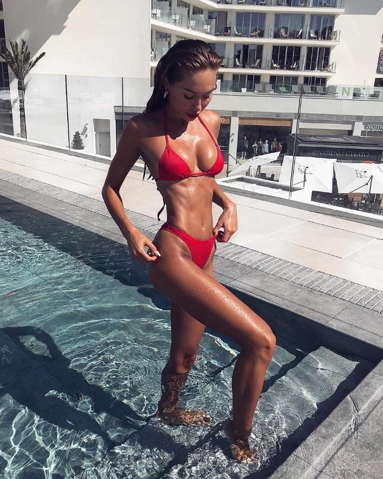 Галинка миргаева - биография и фото фитнес модели