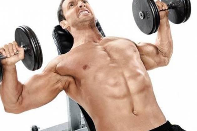 Топ-6 лучших упражнений для грудных мышц для мужчин