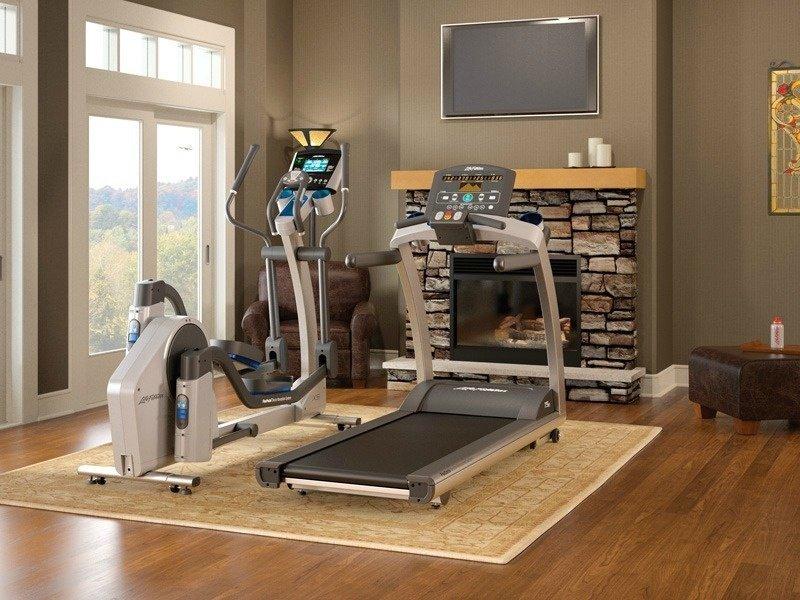 Как оборудовать домашний спортзал - dailyfit