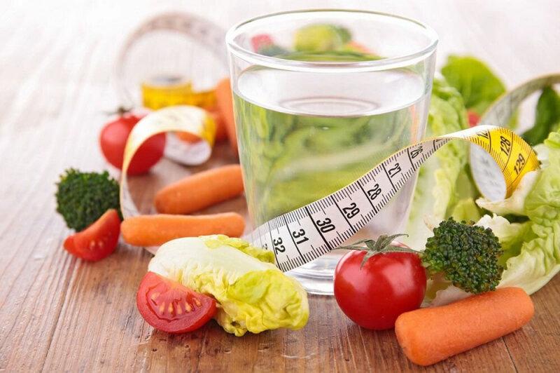 Разумная диета для восстановления обмена веществ
