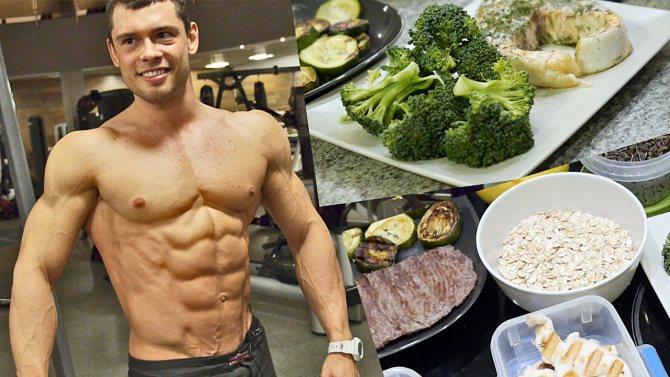 Обзор лучшего спортивного питания для набора мышечной массы