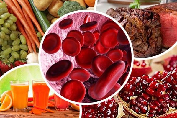 Как быстро повысить гемоглобин в домашних условиях