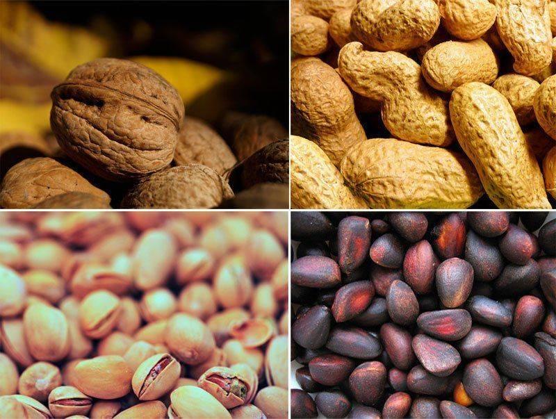 Лучшие орехи для повышения потенции у мужчин