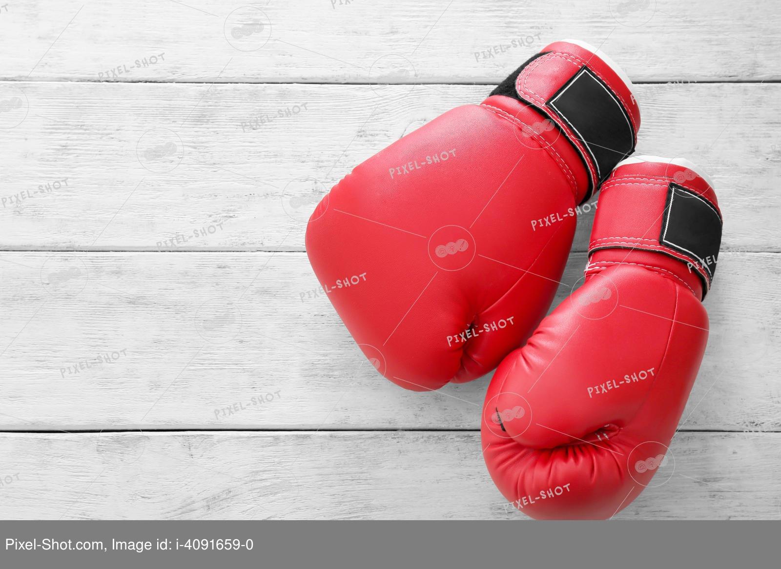 Как выбрать боксёрские перчатки для тренировок