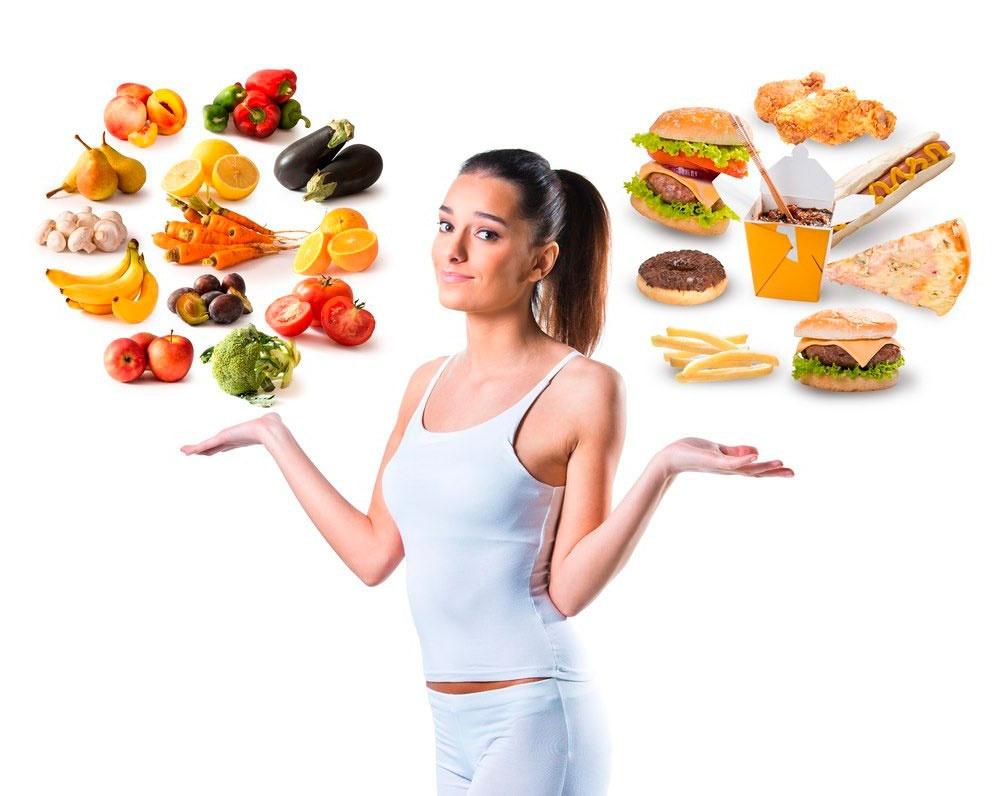 21 диетический продукт, от которых вы можете набрать вес