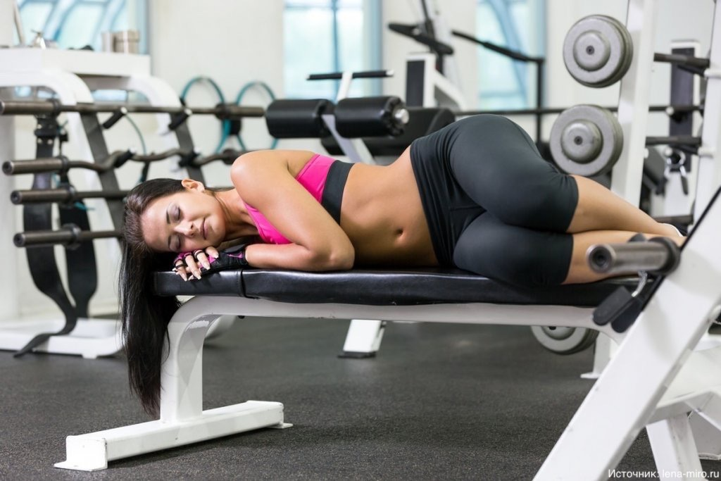 Как заставить себя тренироваться каждый день - советы для женщин
