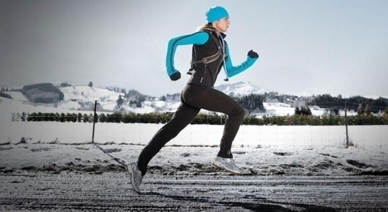 Как и в чем бегать зимой на улице: правила, польза и вред | lisa.ru