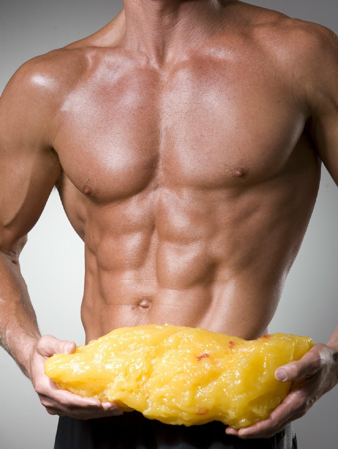 Можно ли одновременно похудеть и накачаться?