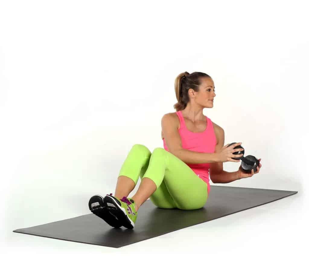 Сит ап упражнение - питание, красота и здоровье