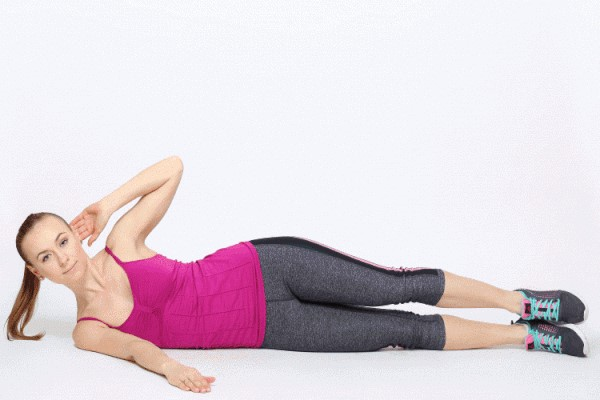 Махи ногами для похудения: упражнения для бедер и ягодиц