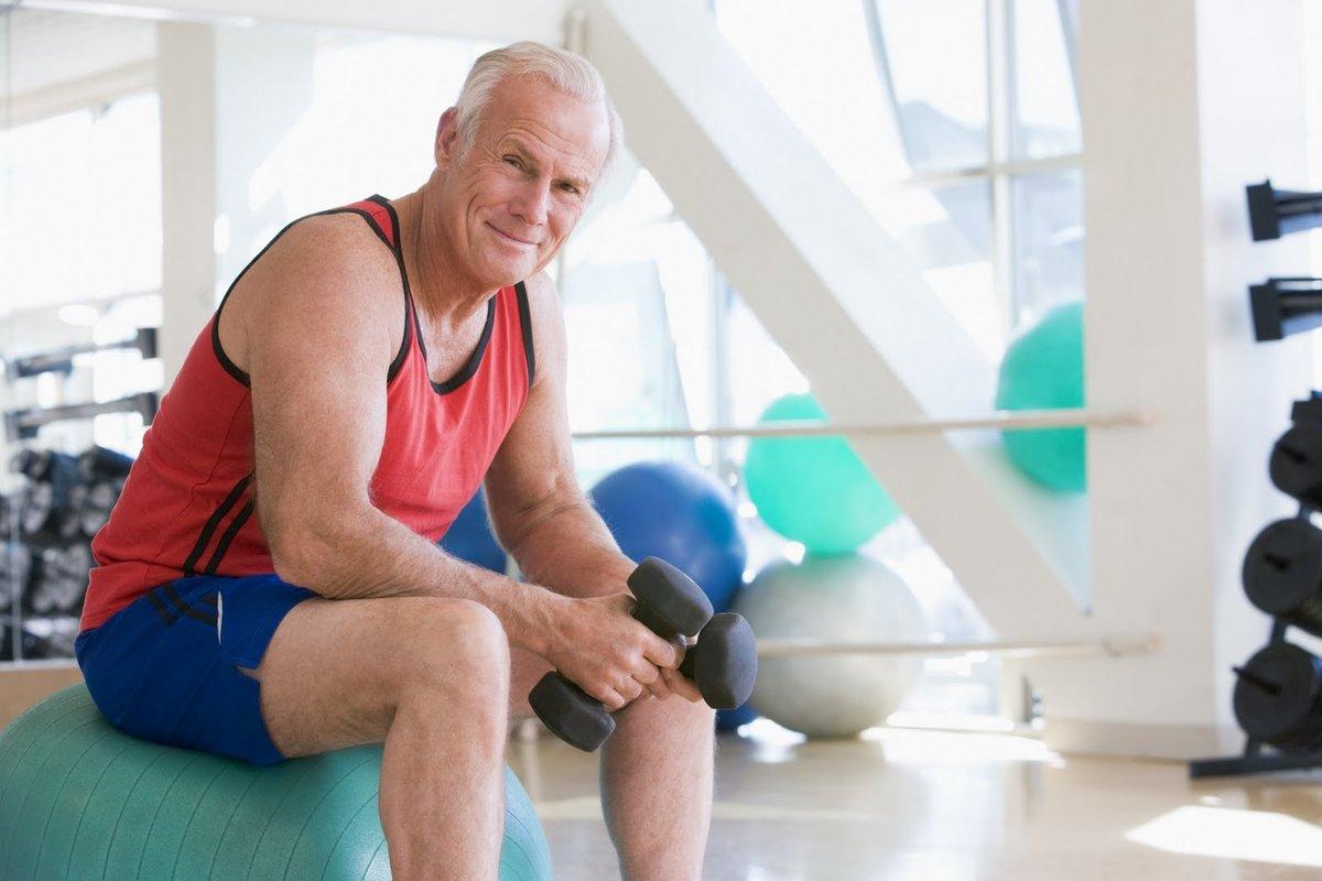 5 упражнений для потенции после 50 лет
