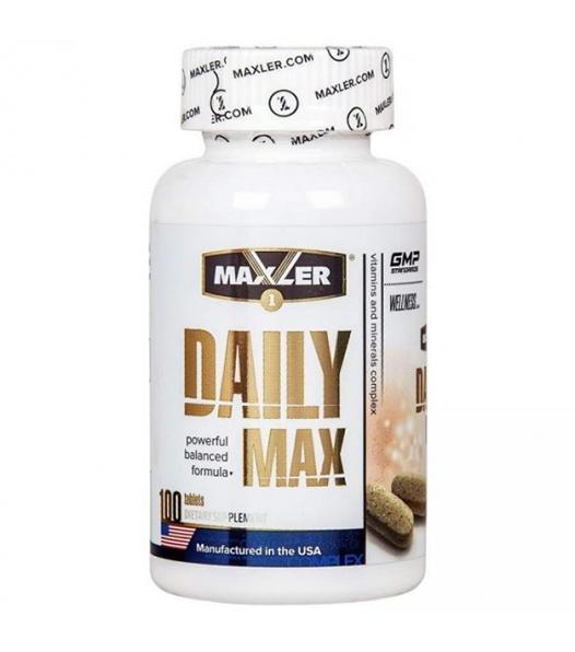 Daily max 100 табл (maxler)