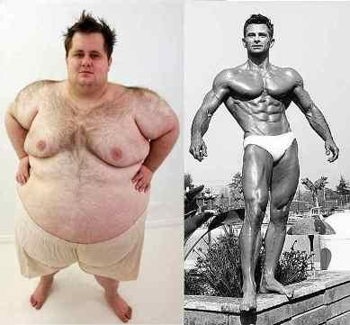 Как превратить жир в мышцы | самые эффективные упражнения дома
