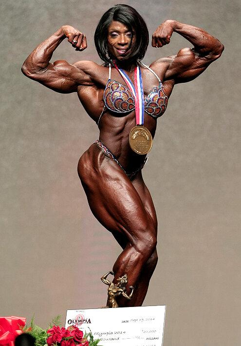 Мисс олимпия