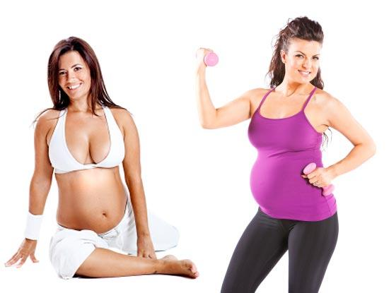 Можно ли заниматься спортом во время беременности: 11 видов спорта и занятия по триместрам