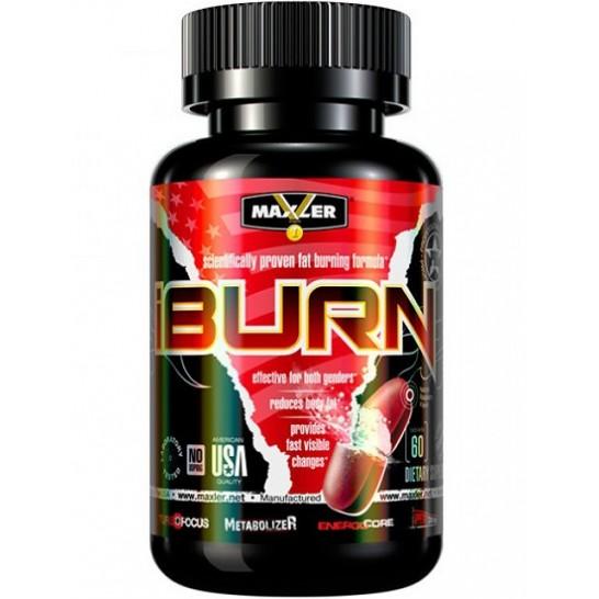 Эффективный жиросжигатель iburn для похудения