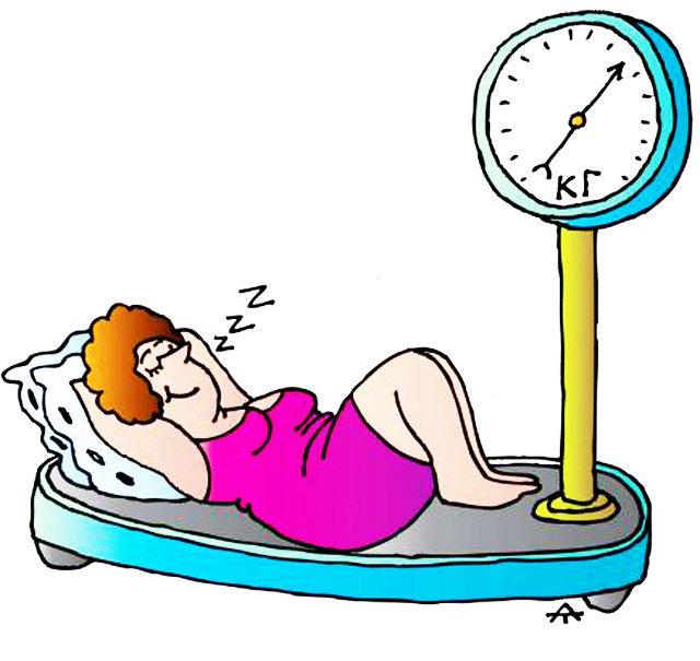 Как наш режим сна может влиять на набор веса: ученые нашли три механизма, объясняющие связь между сном и весом тела