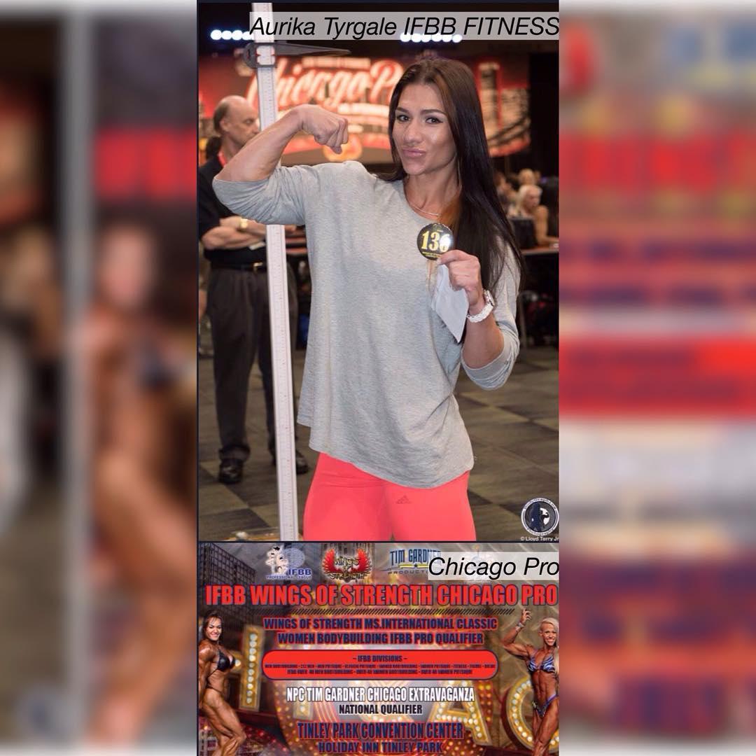 Инстаграм звезда с роскошными формами яришна аяла завоевала титул в профессиональной карьере