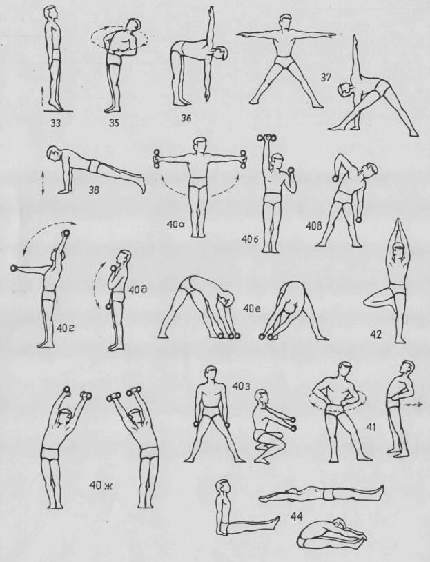 Простые техники утренней суставной гимнастики. упражнения, которые восстанавливают организм