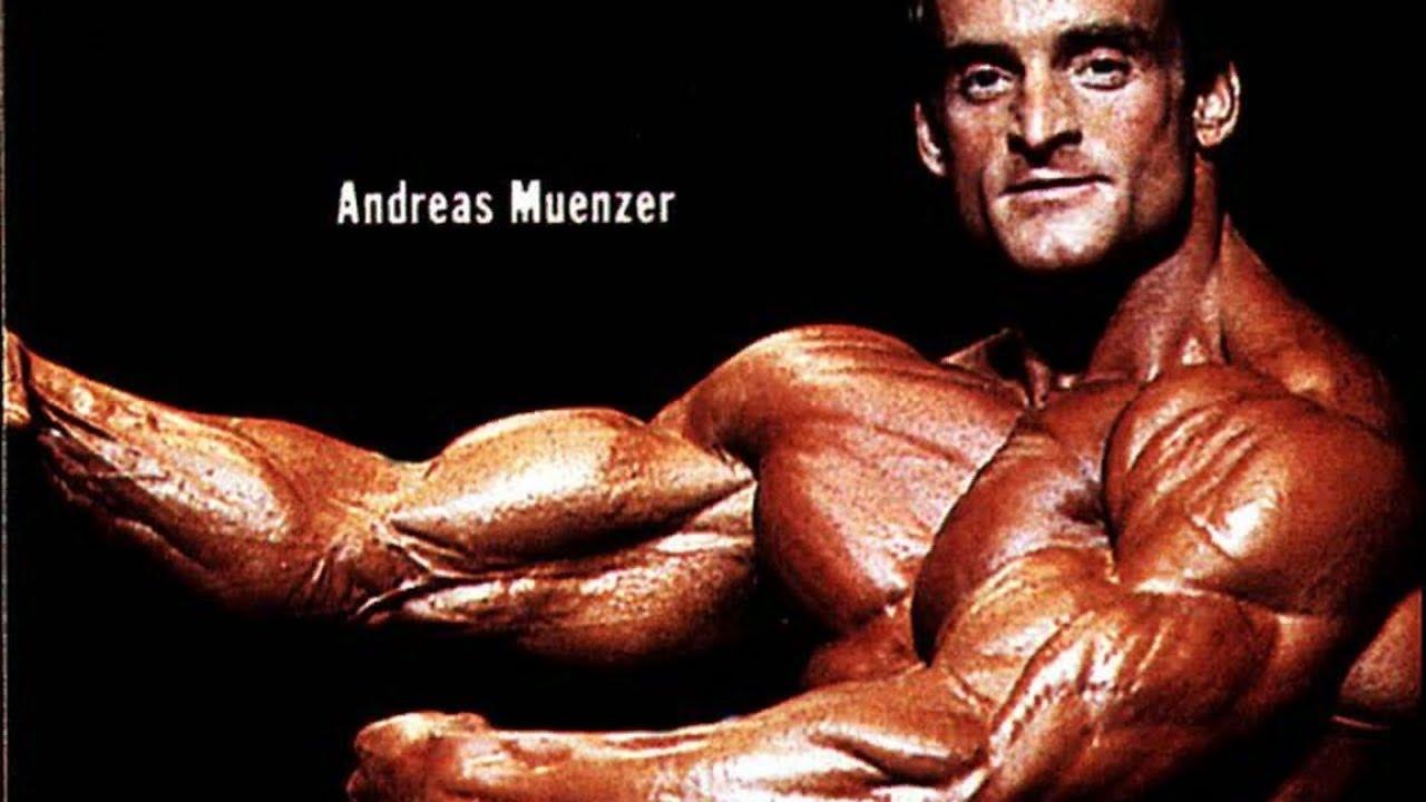 Андреас мюнцер  рельефный человек без кожи — бодибилдинг и фитнес