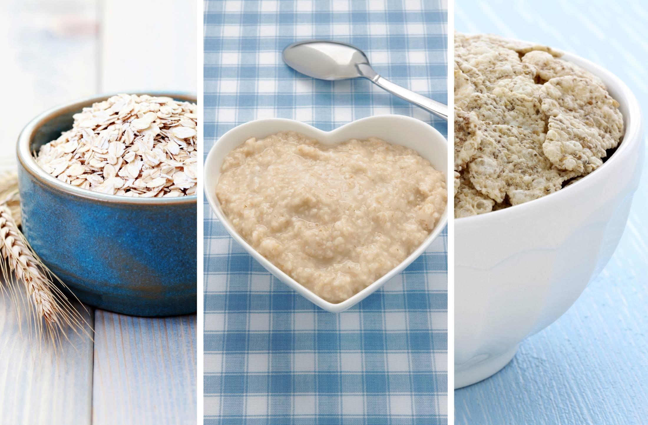 О пользе и вреде употребления овсянки на завтрак
