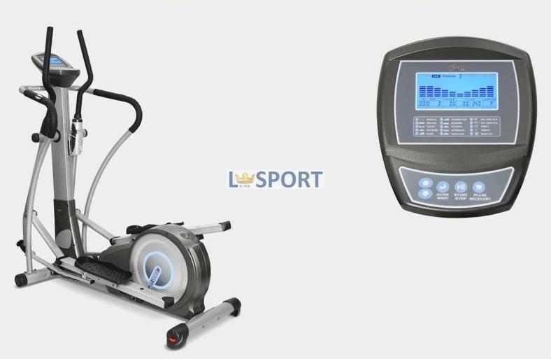 Тренажер эллипсоид: польза и вред, какие мышцы работают