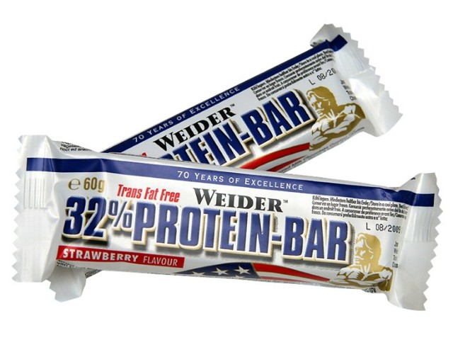 Протеиновые батончики при похудении