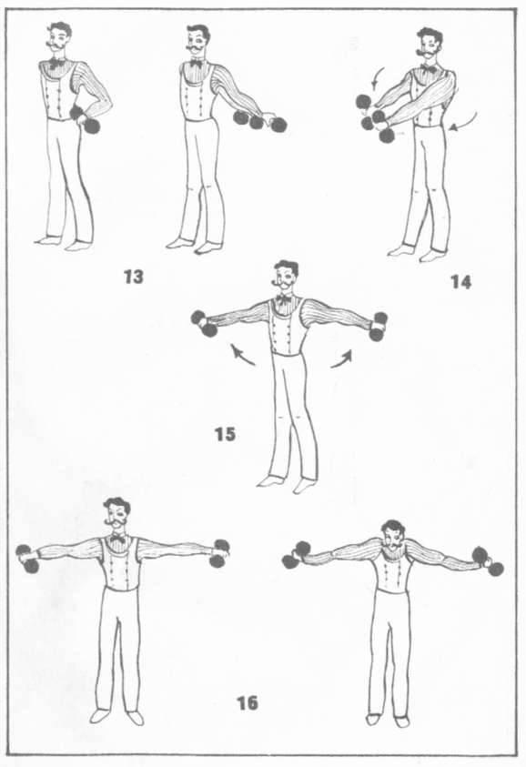 Упражнения с гантелями – силовые и восстановительные тренировки + 69 фото