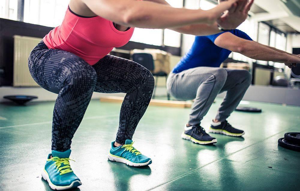Можно ли накачать ноги приседаниями без веса? как накачать ноги? - tony.ru