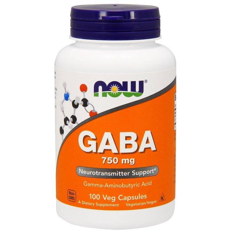 Нейромедиатор гамк (gaba), гамма-аминомасляная кислота