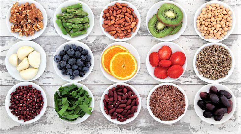 Антиоксиданты в продуктах питания (таблица)