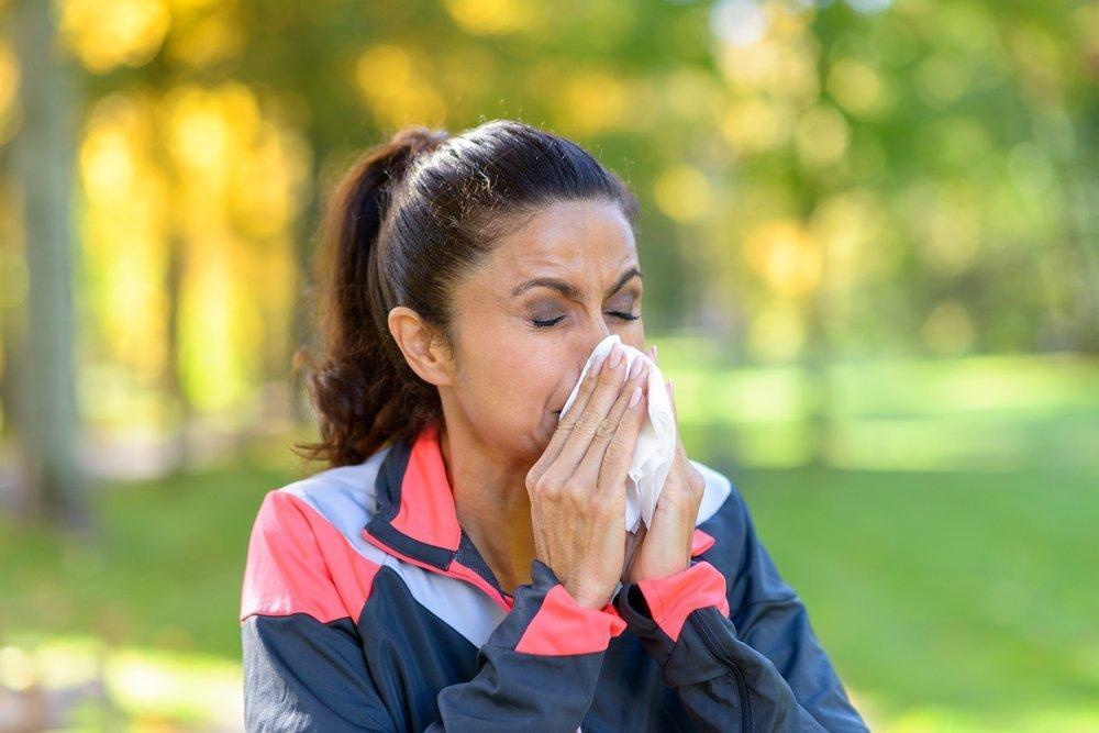 Вред и польза тренировок при простуде