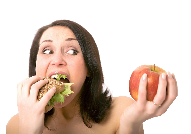 Как не сорваться с диеты?