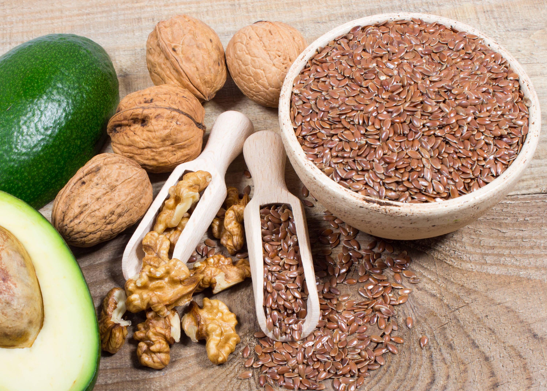 Полиненасыщенные жирные кислоты: роль, источники | food and health