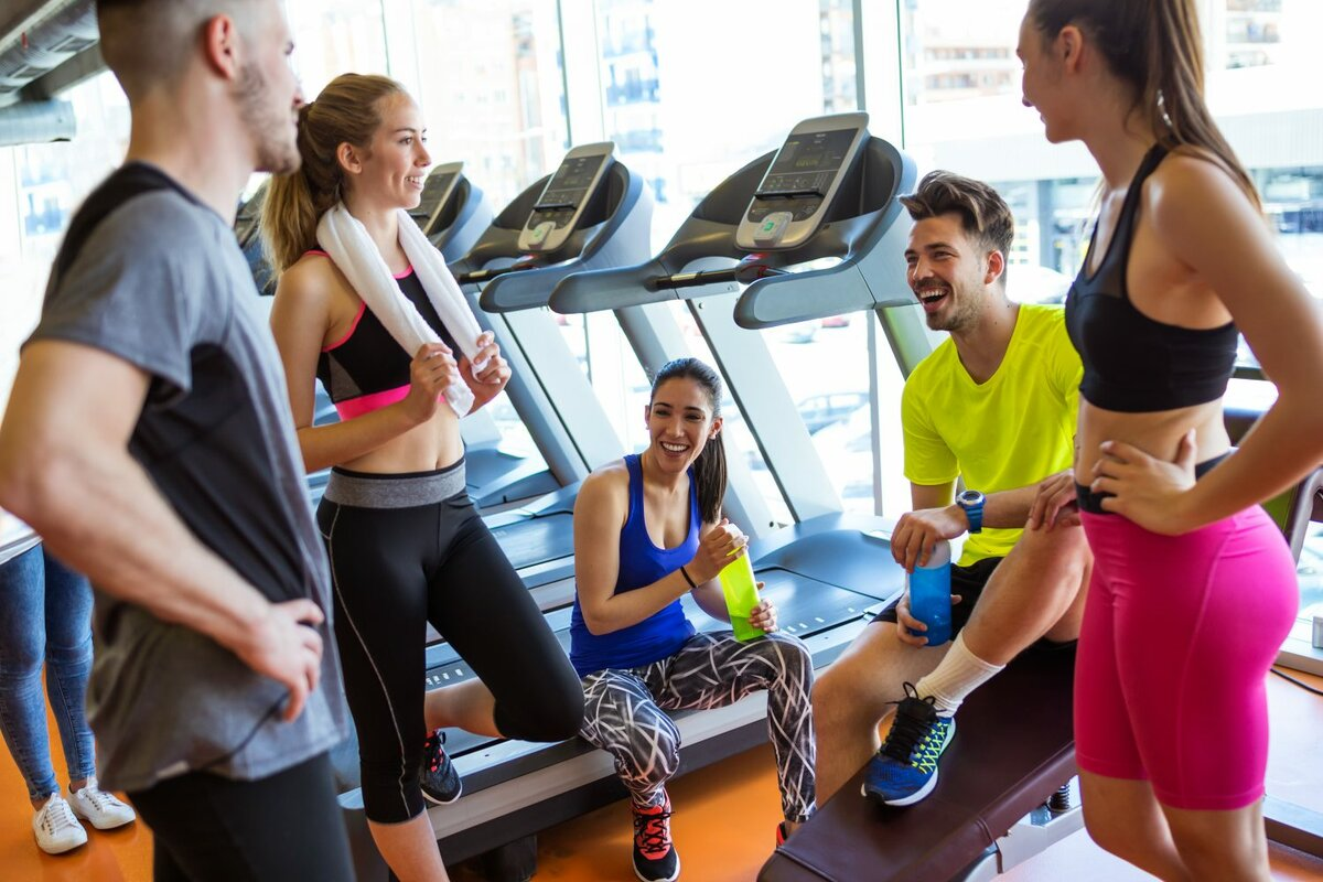 10 причин, почему вы должны пойти в спортзал