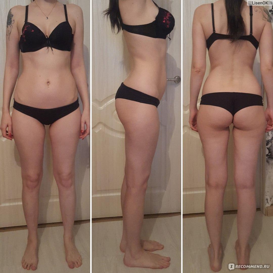 До и после голодания - фитнес и здоровье