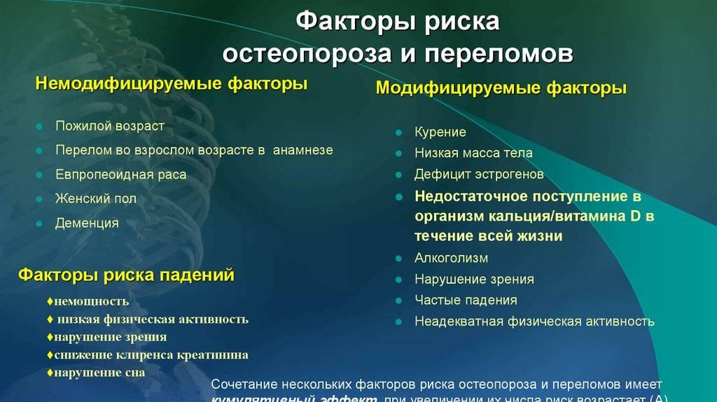 Лечение остеопороза у пожилых женщин и мужчин: подборка методов