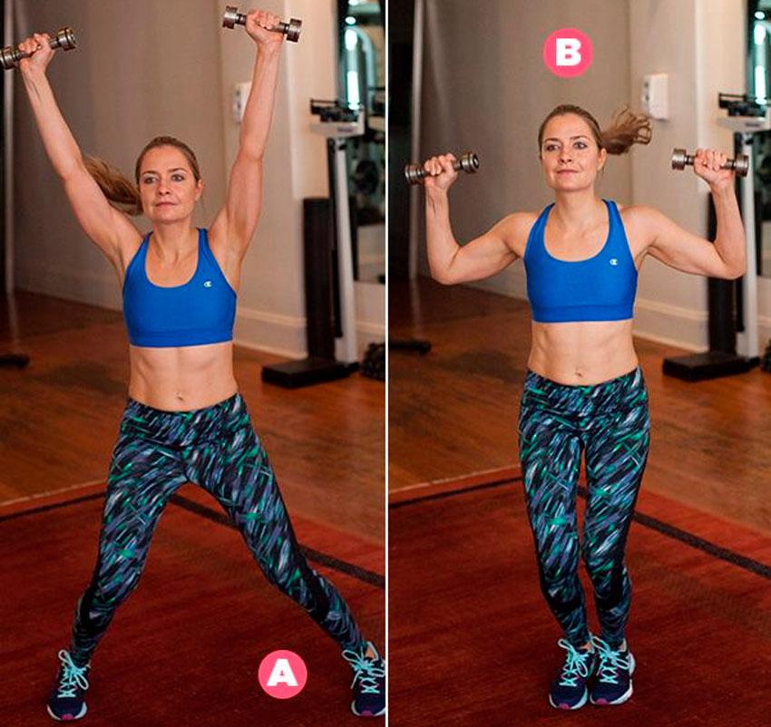 Джампинг джек для похудения. jumping jack (прыжки с разведением рук и ног): подробный обзор упражнения + 10 вариантов выполнения