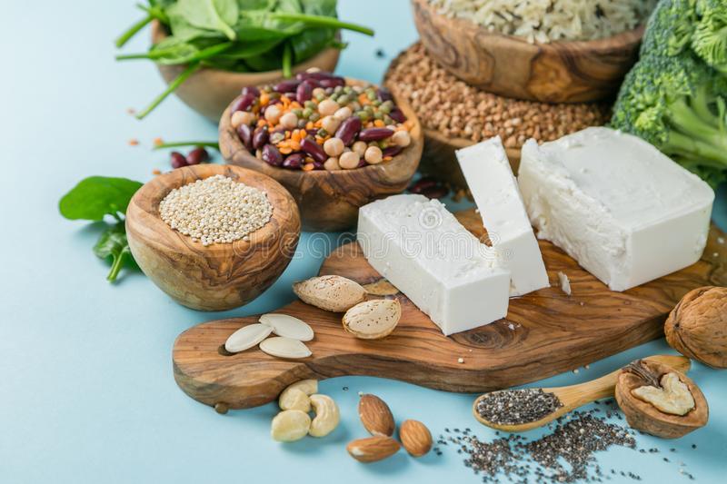 13 лучших источников белка для вегетарианцев и веганов