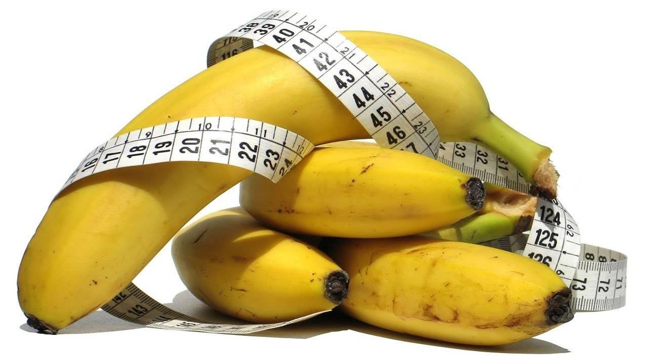 Банан калорийность польза и вред