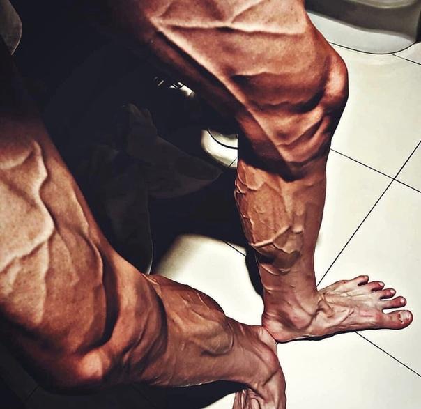 Венозность в бодибилдинге, как повысить венозность