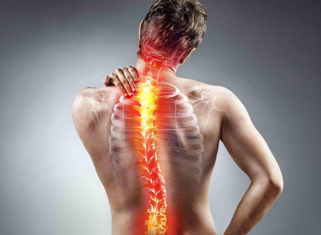 Защемление нерва в грудном отделе: причины, симптомы и лечение