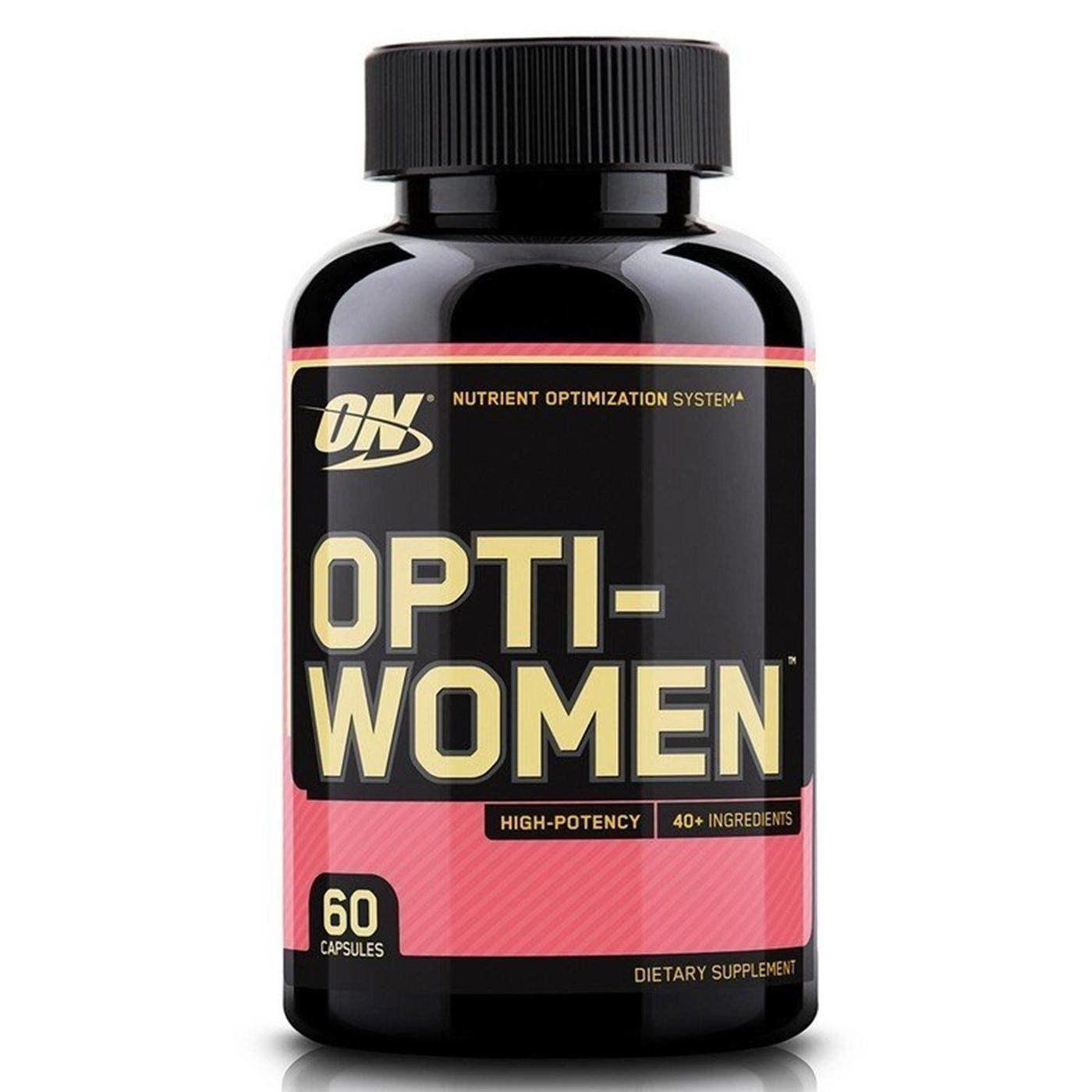 Опти-вумен: состав, инструкция, как принимать эти витамины