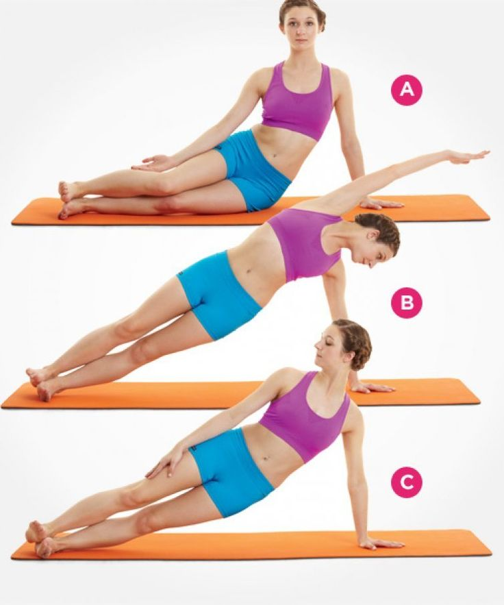 Как сделать талию тонкой и убрать живот: лучшие упражнения в тренажерном зале и домашних условиях